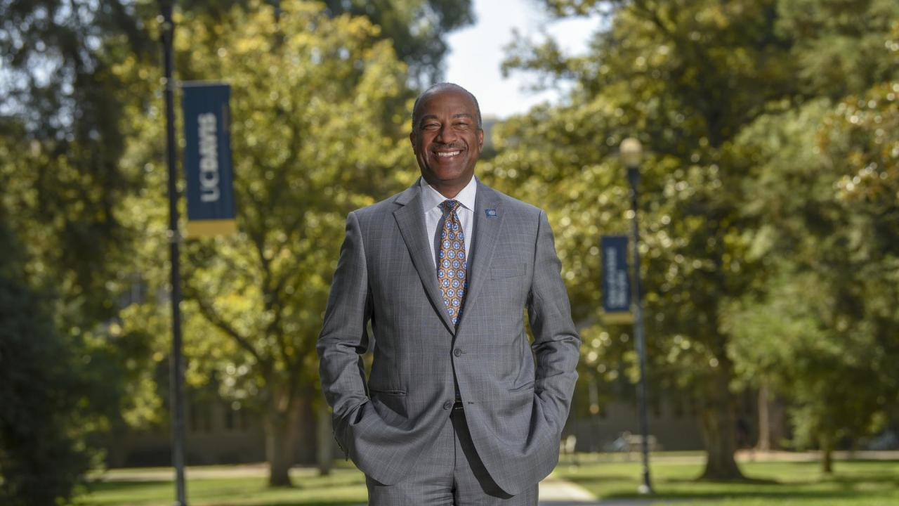 Chancellor Gary May