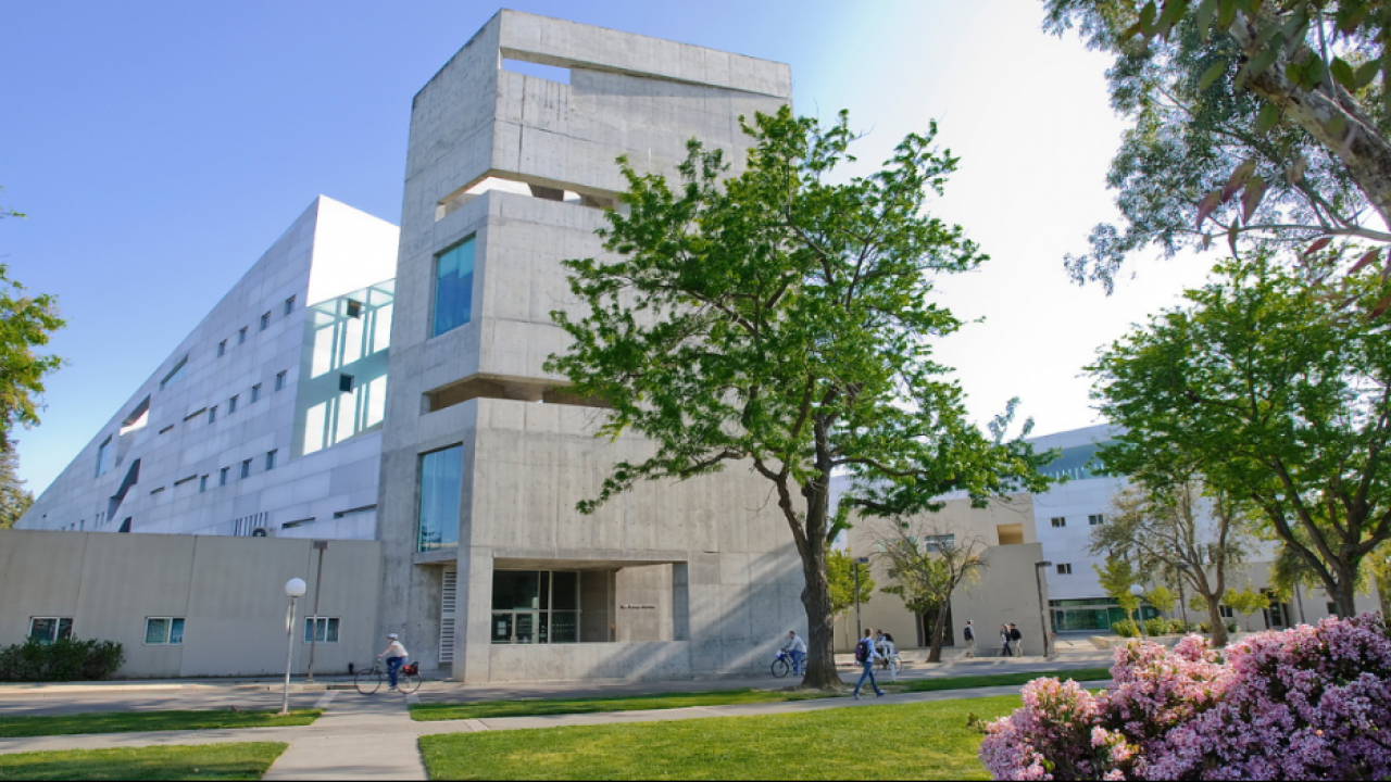 Social Sciences & Humanities building